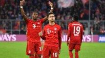 Bayern Múnich | Las diferentes opciones que maneja Coutinho