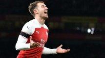 Oficial   La Juventus confirma el fichaje de Aaron Ramsey