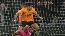 Los 2 objetivos del Manchester United en los 'Wolves'
