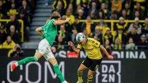 Bundesliga | Borussia de Dortmund y Werder Bremen firman tablas