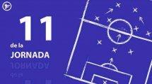Liga | El equipo tipo de la jornada 11