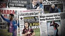 El primer fichaje del Real Madrid 2019-2020, la Juventus se lleva la puja por Ramsey