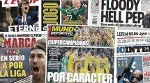 Real Madrid y FC Barcelona olvidan sus penas en Liga, el nuevo talento brasileño en el radar del Sevilla