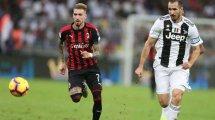 AC Milan   Alerta roja para Samu Castillejo