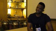 """Samuel Eto'o, el """"león indomable"""" que ya es leyenda"""