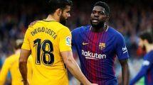 El FC Barcelona espera luz verde para fichar nuevo central