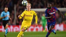 FC Barcelona | Un pretendiente estival para Samuel Umtiti