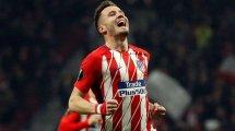 El Atlético de Madrid espera que Saúl mueva ficha