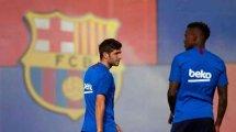 La desconcertante situación de Nelson Semedo en el FC Barcelona