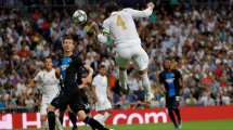Liga de Campeones   El Real Madrid se queda a medias ante el Brujas