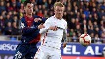 El AC Milan renueva su interés en un jugador del Sevilla