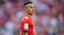 Bundesliga | Thiago Alcántara explota