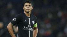 ¿Es posible un regreso de Thiago Silva al AC Milan?