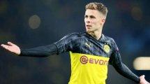 Borussia Dortmund | Thorgan Hazard no termina de arrancar