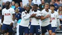 La Juventus acumula 3 objetivos en el Tottenham
