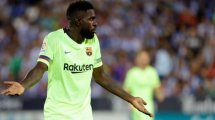 La Premier League vuelve a preguntar por Samuel Umtiti
