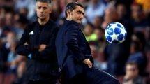 """Ernesto Valverde: """"Ya veremos cuando esté Leo qué es lo que ocurre"""""""