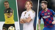 Inter de Milán | Un póker de estrellas para seguir mejorando