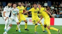 Liga | El Real Madrid se deja 2 puntos en Villarreal