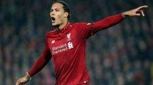 El Liverpool quiere cubrir de oro a Virgil van Dijk