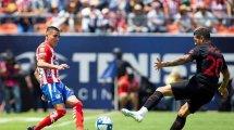 El Atlético de Madrid vence en México con sufrimiento