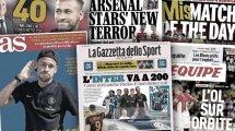 La guerra del fútbol español, Mauro Icardi se abre a una salida del Inter