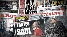 El FC Barcelona no se olvida de Saúl Ñíguez, Inglaterra busca a su nuevo referente, el desaire que ha recibido Cristiano Ronaldo