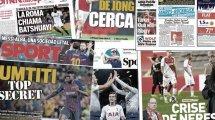 Umtiti genera dudas al FC Barcelona, la Juventus ultima un fichaje a coste 0, Ferguson acude al rescate del United