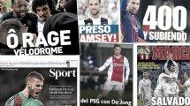 El nuevo récord de Leo Messi, Aaron Ramsey se acerca a la Juventus, el Valencia busca refuerzos