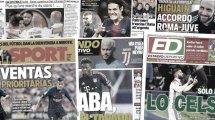 Las 2 ventas que anhela el FC Barcelona, los próximos retos del Valencia, ¿un nuevo equipo para Higuaín?