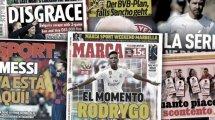 Llega la hora de Rodrygo, el mejor Leo Messi está de vuelta, Lukaku pone a todo el mundo de acuerdo