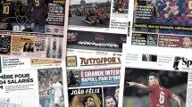 La tentación española de Paulo Dybala, el FC Barcelona presume de ataque, el Liverpool se mete en un lío