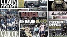 """Leo Messi """"reclama"""" el Balón de Oro, Isco recupera crédito, el récord negativo del Manchester United"""
