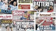 La revalida de Neto, el Inter ultima el fichaje de Ashley Young, el nuevo plan ofensivo del Sevilla