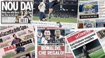Los 5 clubes que sueñan con Leo Messi, se aclara el futuro de Eric Abidal, la Copa del Rey busca sus 2 últimos semifinalistas
