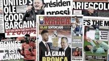 La nueva Juventus de Turín toma forma, la bronca que ha sacudido al Real Madrid