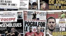 De Jong dispara pide sitio en el FC Barcelona, la primera petición de Sarri a la Juventus