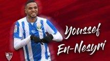 Oficial   Youssef En-Nesyri ficha por el Sevilla