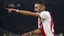 El Chelsea confirma el fichaje de Hakim Ziyech