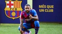 El FC Barcelona inscribe a Depay y Eric García... ¡gracias a Piqué!