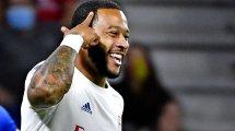 """Memphis Depay admite que estuvo """"bastante cerca"""" del FC Barcelona"""