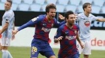 Liga | El Celta de Vigo rescata un punto contra el FC Barcelona