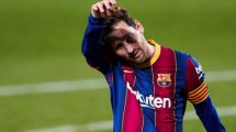¡Leo Messi no jugará contra la Real Sociedad!