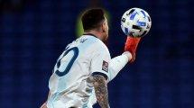 """""""Messi no tiene nada de pasión"""""""