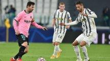 El trueque que estudiaron FC Barcelona y Juventus de Turín