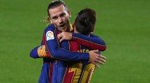 La postura del FC Barcelona en el trueque Saúl – Griezmann
