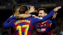 El respaldo del FC Barcelona hacia Antoine Griezmann