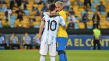 Los grandes alicientes del duelo entre Brasil y Argentina