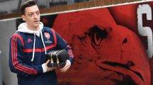 El firme propósito de Mesut Özil