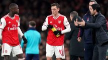 Premier League | ¡El Arsenal descarta a Mesut Özil!